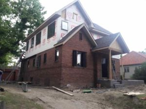 New Residential Roof construction in Denver Colorado
