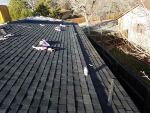 Residential Roofing Asphalt Shingles Roof Replacement Denver
