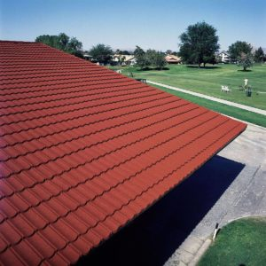 metal tiles roofing denver