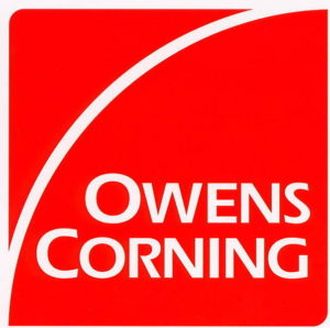 Owens Corning red and white logo