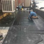 EPDM St Josephs Roof Replacement