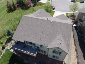 Residential Roofing Company Referral Complete Asphalt Shingle Roof