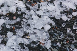 Ice and snow can cause roof damage.